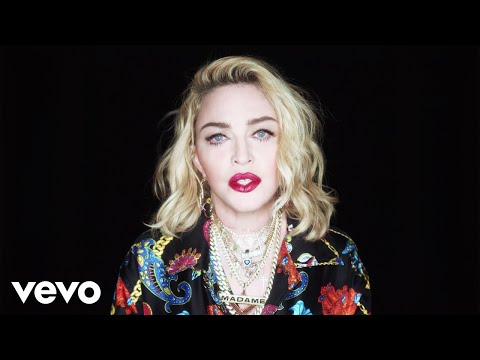 Madonna, Swae Lee – Crave (Official Music Video)