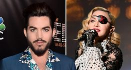 Adam Lambert says Madonna is 'pi**ed on' because of music not sexual antics