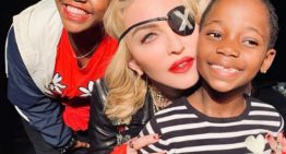 Madonna got inspiration for boldness in 'God Control' music video from her kids