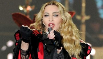 Madonna Takes Strong Stand Against Gun Violence – The U.S. Can Learn from Israel