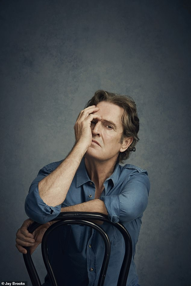 'I expected world domination,' says Rupert Everett with a proud toss of the head. 'It took me a long time to realise the world wasn't made in quite the way I thought it was'
