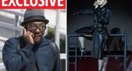 Will.i.am wants to work with Madonna, but won't call her