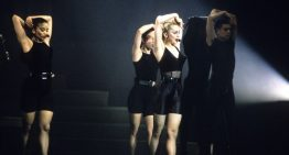 Pose has hit peak Madonna-mania