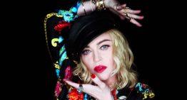 "Madonna on Instagram: ""Madame Getting Ready for Pride weekend!!                        #madamex …"