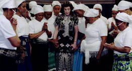 Madonna drops new music video for 'Batuka'