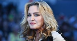 Madonna raises eyebrows after posting pictures of her black kids with watermelon