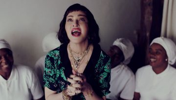 Madonna – Batuka (Official Music Video)
