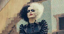 Emma Stone as Disney's Cruella de Vil is straight from Madonna's '80s wardrobe archives