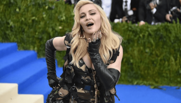 Madonna mocks Trump's penis size during racy performance on first day of her Madame X tour